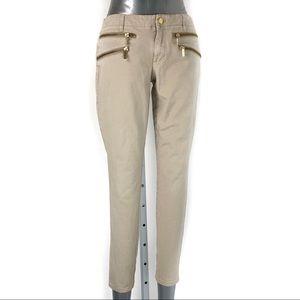 Michel Kors Brown Khaki Pants Size 6